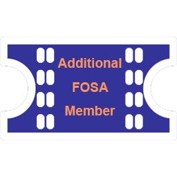 I will attend as a FOSA Member